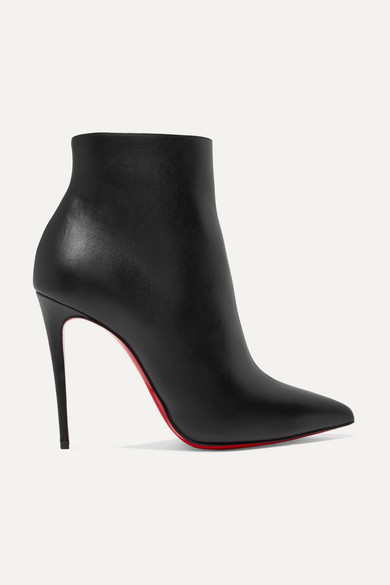 8c60d457272 Christian Louboutin. So Kate 110 leather ankle boots