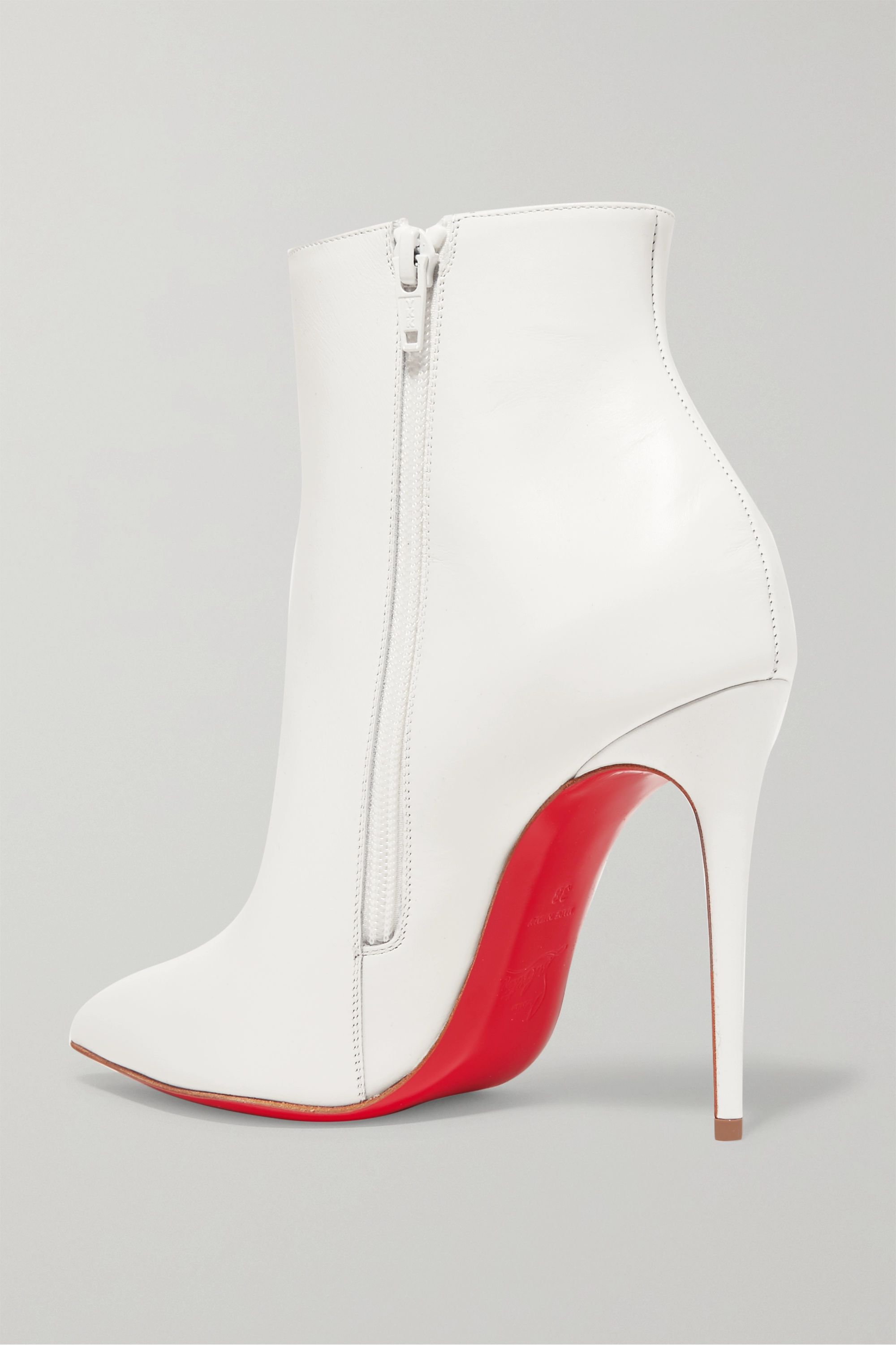 Christian Louboutin So Kate 100 Ankle Boots aus Leder
