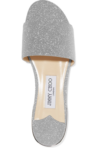 Mules en daim NandaJimmy Choo London