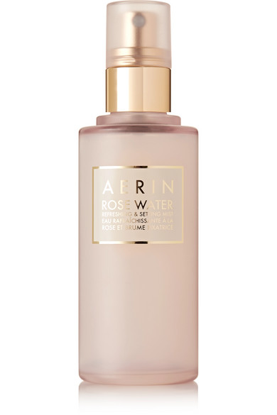 AERIN BEAUTY Rose Water Refreshing & Setting Mist, 95Ml - Colorless