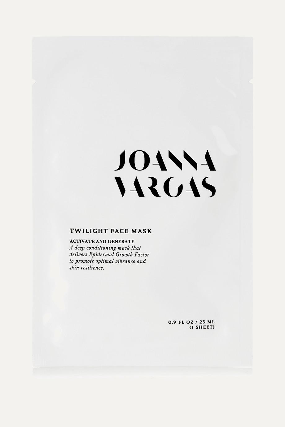 Joanna Vargas Twilight Face Mask, 5 x 25 ml – Gesichtsmasken