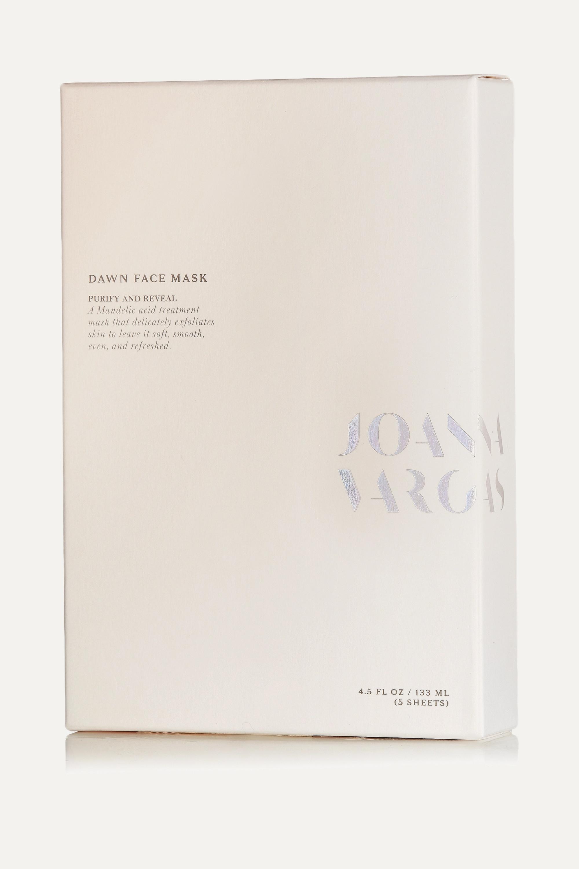 Joanna Vargas 去角质焕肤面膜,5 x 25ml