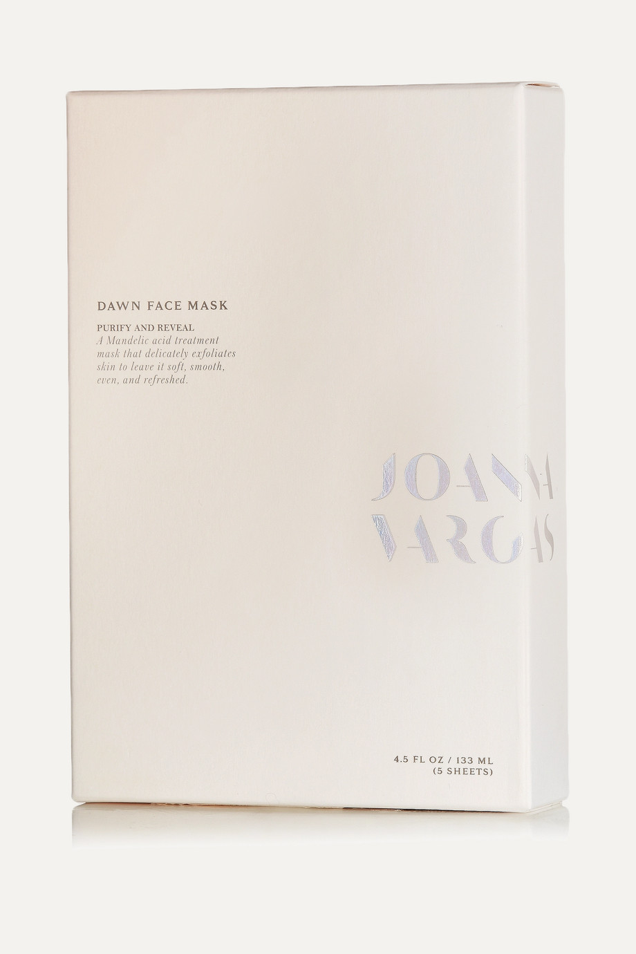 Joanna Vargas Dawn Face Mask, 5 x 25ml