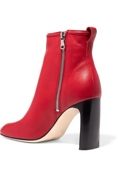 rag & bone Ellis Ankle Boots aus Leder