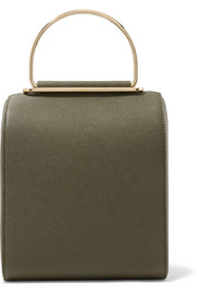 Roksanda Besa textured-leather shoulder bag
