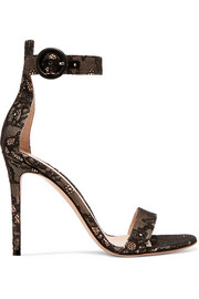 Portofino 105 lace sandals