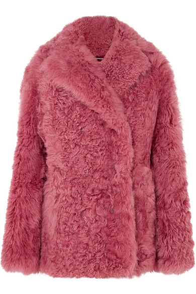 Pippa Shearling Coat by Sies Marjan