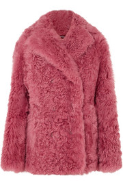 Pippa shearling coat