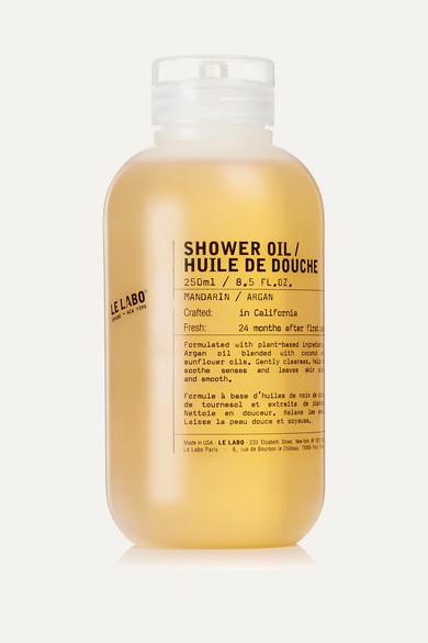 Le Labo SHOWER OIL, 250ML - COLORLESS