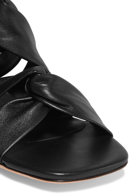Rosetta Getty Leather slides