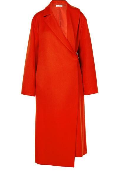 promo code 8a675 bb39b Wool-blend coat