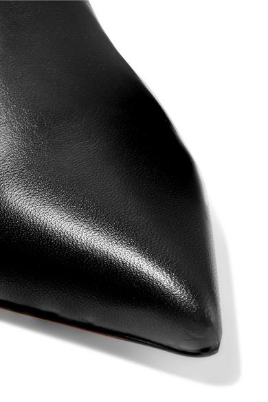 Tabitha Simmons aus | Mixie Ankle Boots aus Simmons Leder mit Knotendetail a1169b