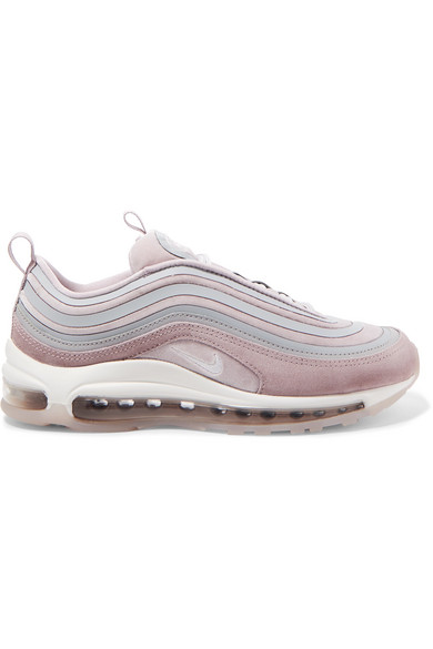 air max 97 rose suede