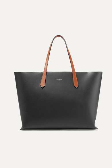 Gv Two Tone Leather Tote by Givenchy