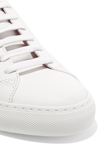 Givenchy Sneakers Urban Street logo-appliquéd leather sneakers