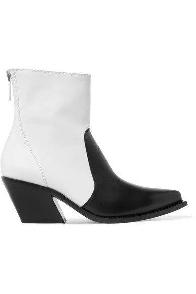 Givenchy. Leather ankle boots 7574007ec0b5