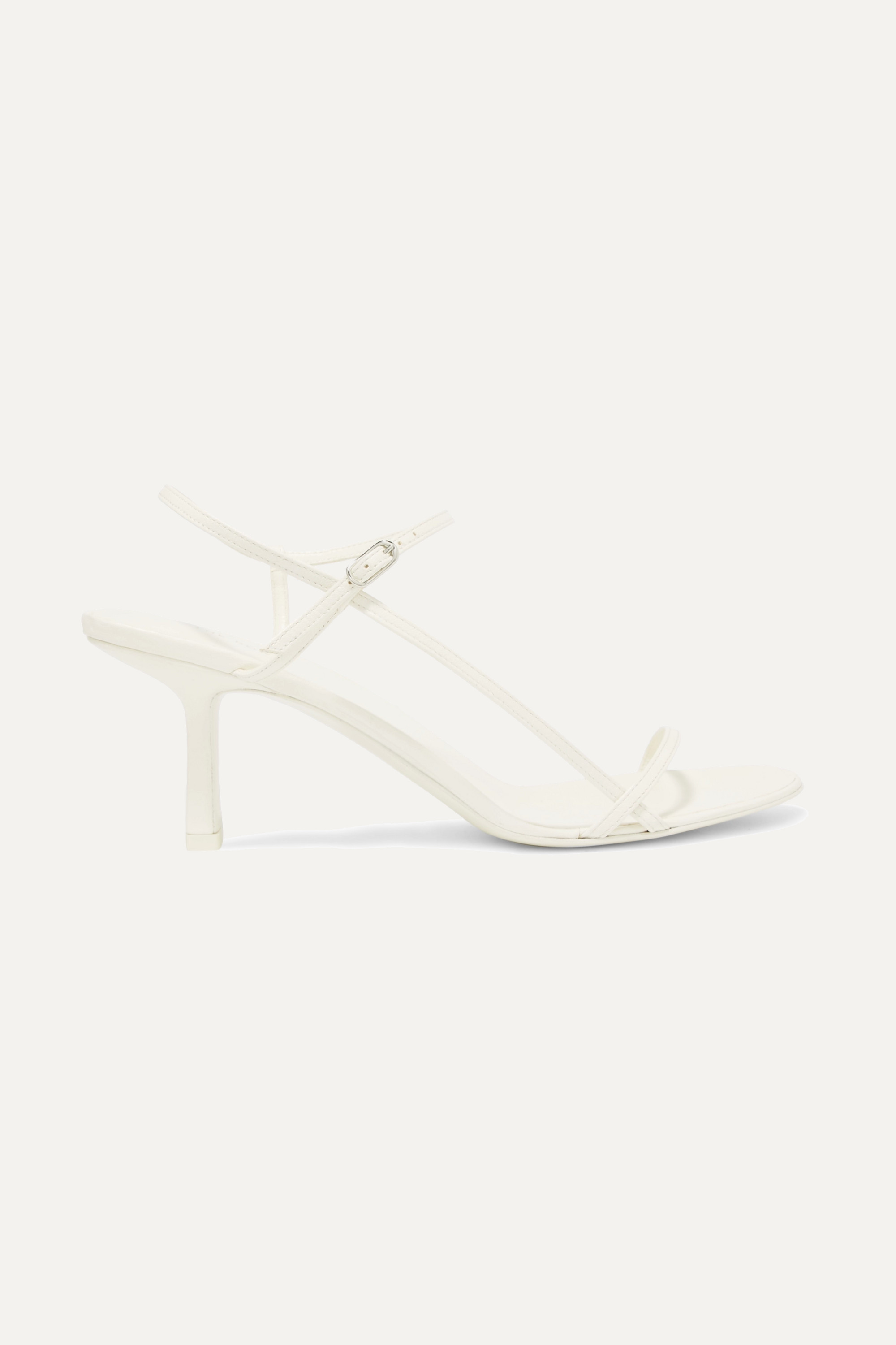 The Row Bare Sandalen aus Leder