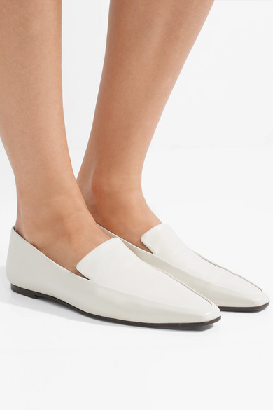 The Row Minimal | Minimal Row Loafers aus Leder 684f4a