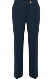 Sara jersey straight-leg pants