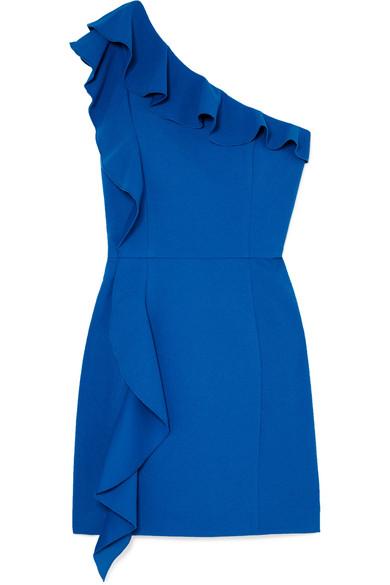 Sofie Broderie Anglaise Cotton Mini Dress - Blue Sea New York xp0tzh