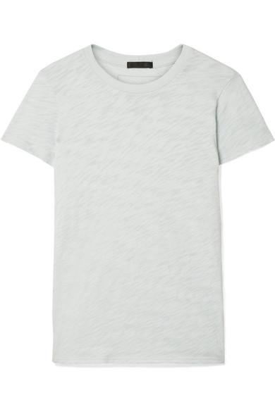 camiseta azul Schoolboy Melillo Jersey Cotton Atm Anthony Slub claro Thomas Wn0A87TH