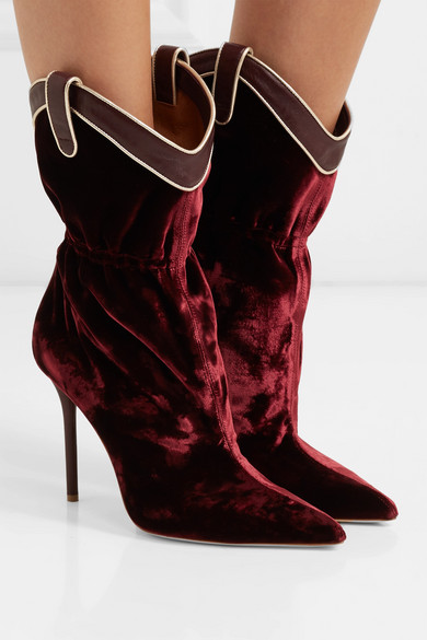 malone souliers par velvet roy luwolt daisy cuir taillé velvet par cheville 1c0734