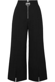 Givenchy Wool-crepe flared pants