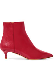 Quant leather ankle boots