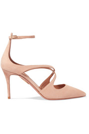 Viviana suede pumps