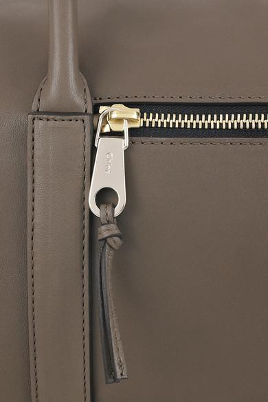 0de4880b833b Chloé. Madeleine leather bowling bag.  1