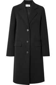 The Row Teymon cotton-blend coat