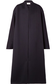 The Row Maiph oversized scuba coat