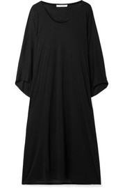 The Row Serlyn oversized stretch-jersey dress