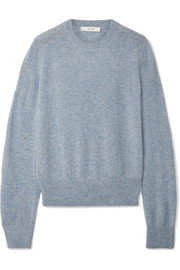 The Row Minco cashmere and silk-blend sweater