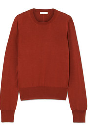 The Row Den silk-blend sweater