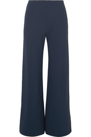 The Row Gala stretch-cady pants