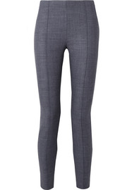 The Row Cosso stretch wool-blend skinny pants