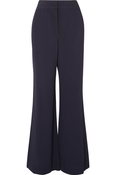 Crepe Wide Leg Pants by See By Chloé