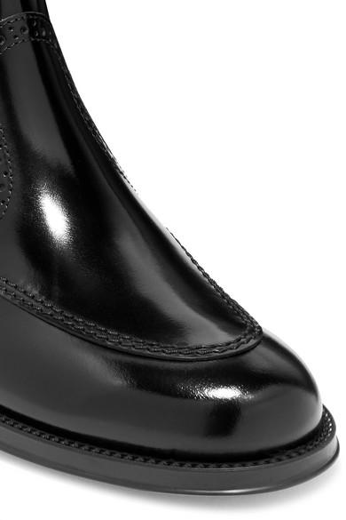 Tod's | Chelsea Chelsea | Boots aus Glanzleder 53d981