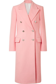CALVIN KLEIN 205W39NYC Cotton-velvet coat