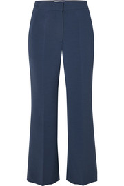 Fendi Cropped cady flared pants