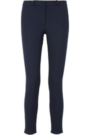 Joseph New Eliston cropped stretch-gabardine slim-leg pants