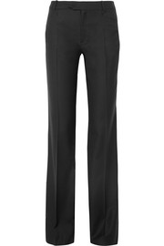 Joseph Rocker Super 100 wool-twill wide-leg pants