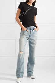Addie distressed boyfriend jeans