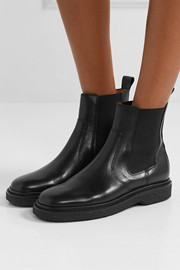 Isabel Marant Celtyne leather Chelsea boot