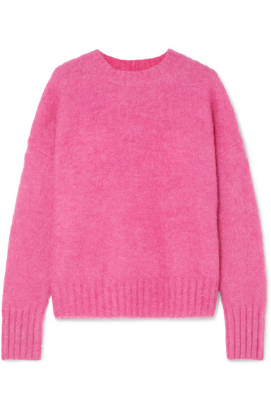 KNITTED SWEATER from NET-A-PORTER