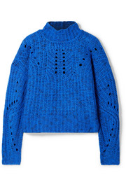 Isabel Marant Jilly merino wool turtleneck sweater