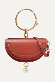 Chloé Nile Bracelet mini leather shoulder bag