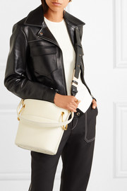 Roy small leather bucket bag