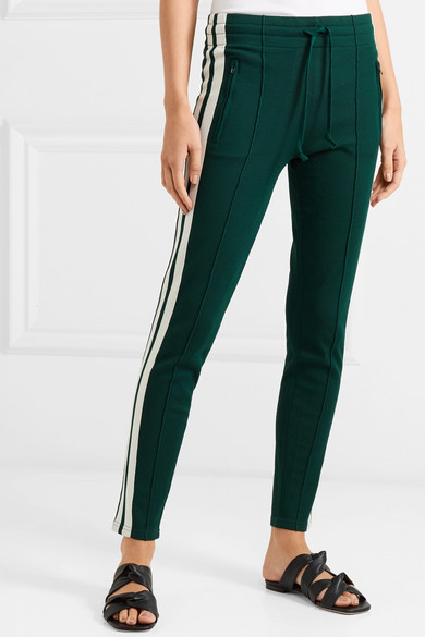 Dario Striped Jersey Track Pants